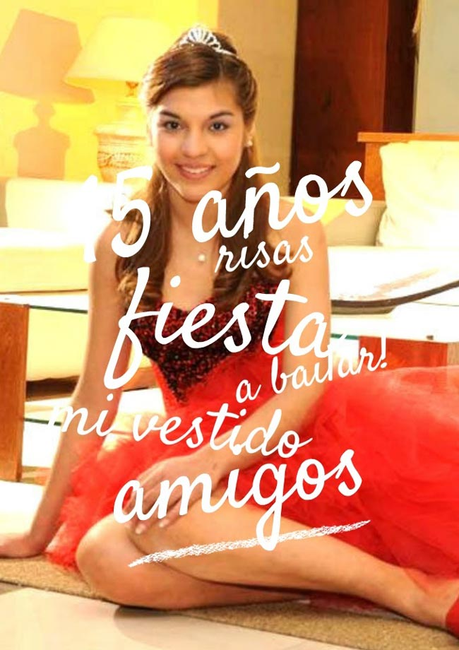 88a5a1cf6 3 Vestidos de 15 rojos largos y cortos. Carla Urquiza Alta Costura.